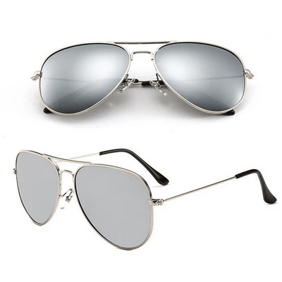 Indestructible Sunglasses Couthier Silver