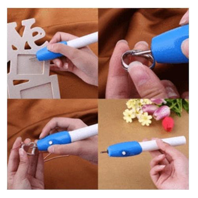 CORDLESS DIY ELECTRIC ENGRAVING PEN Couthier