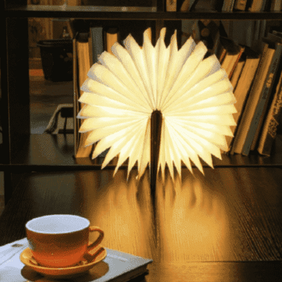 Led Book Lamp oupseven