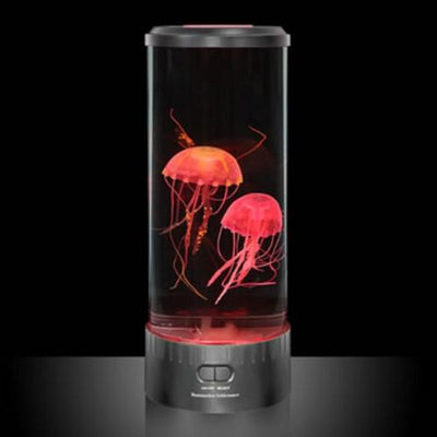 THE HYPNOTIC JELLYFISH AQUARIUM Couthier Red
