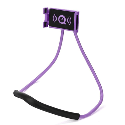 Phone Holder Couthier Purple