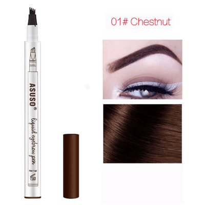 Eyebrow Micro Blading pen Couthier Chestnut