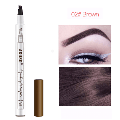 Eyebrow Micro Blading pen Couthier Brown