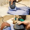Folding Portable Iron Couthier