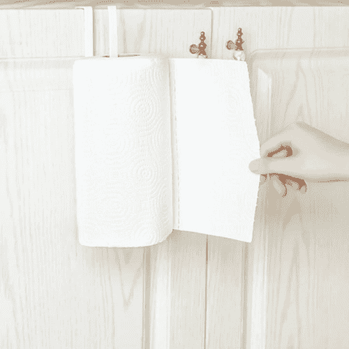 Hanging Tissue Holder