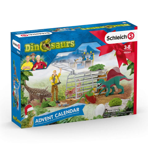 2020 Schleich Dinosaurs Advents Calendar