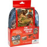 3D Dinosaur Backpack Playset Animal Planet 387723
