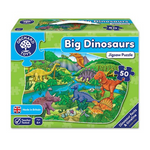 Big dinosaurs Jigsaw Puzzle Orchard Toys 256