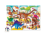 Crocodile Creek Dinosaur Day at the Museum Puzzle, 48 pieces