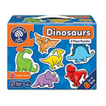 Orchard Toys Dinosaur First Puzzles 225