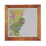 Tiger Tribe Dinosaur Magic Painting World