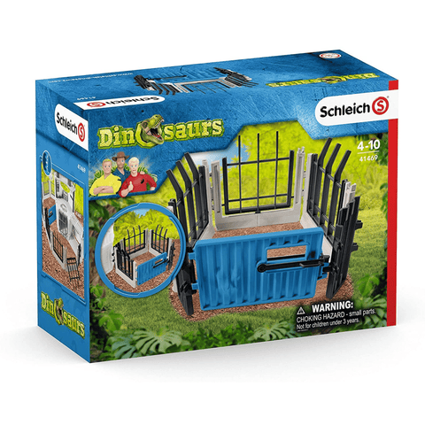 Schleich Extend-a-Fence for Large Dino Research Centre