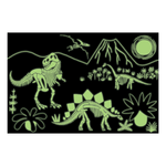 Mudpuppy Dinosaurs Glow-In-The-Dark Puzzle