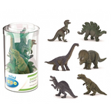 Papo Mini Plus Dinosaur Tube Set 1