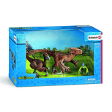Schleich Feathered Raptors Dinosaur Figures (42347)