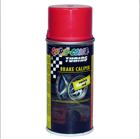 Spray Motip Para Pinzas De Freno Rojo 400ml