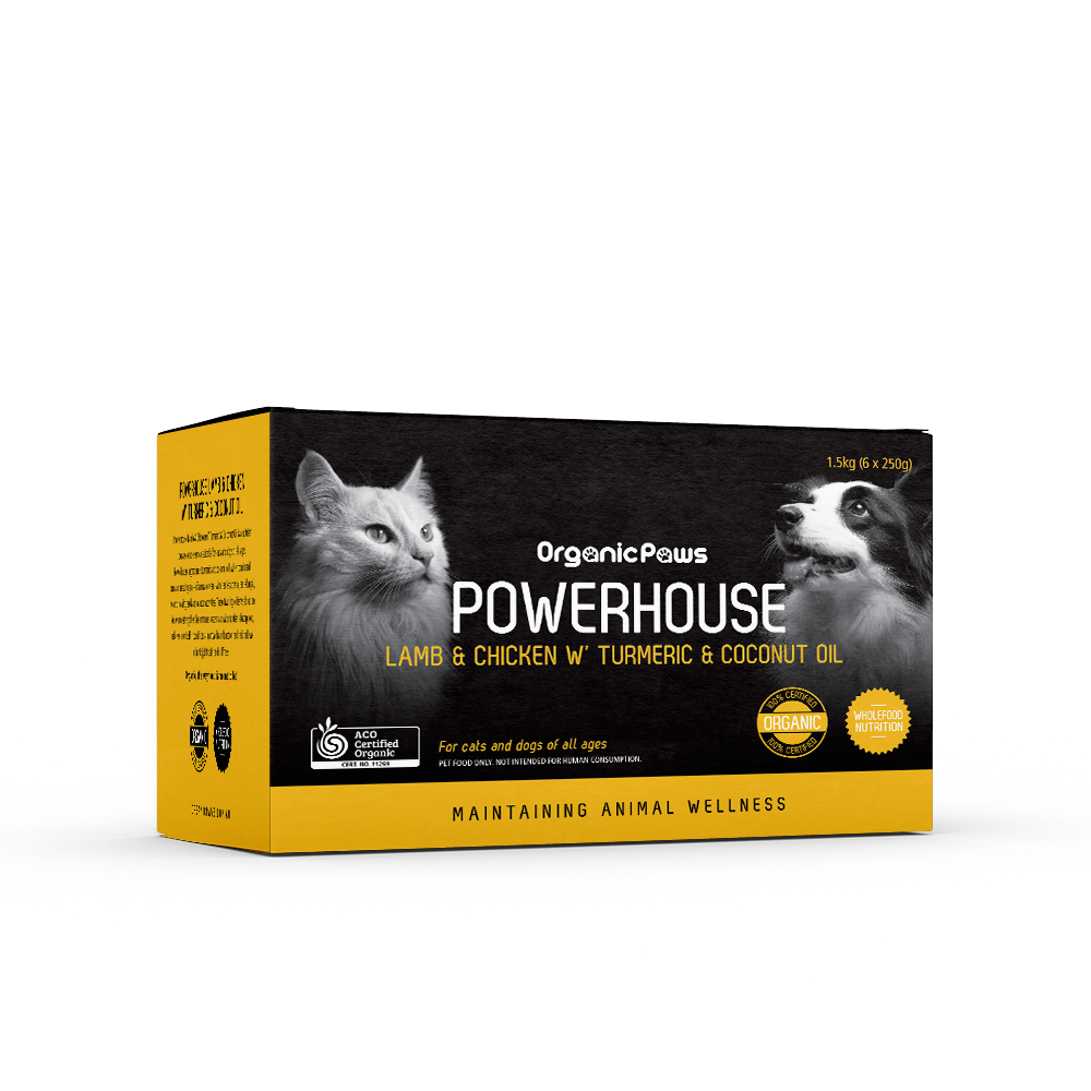 Powerhouse Lamb & Chicken 1.5kg