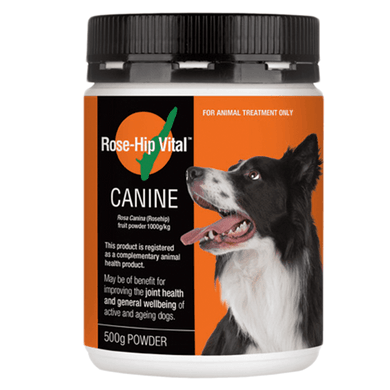 ROSE-HIP VITAL CANINE 500G
