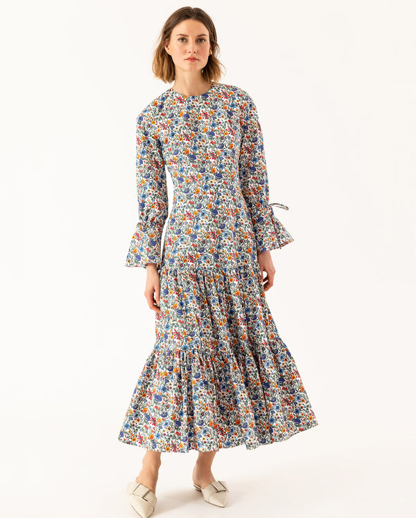 Liberty London Maxi Dress Rachel