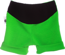 Load image into Gallery viewer, Green/Black Shorts