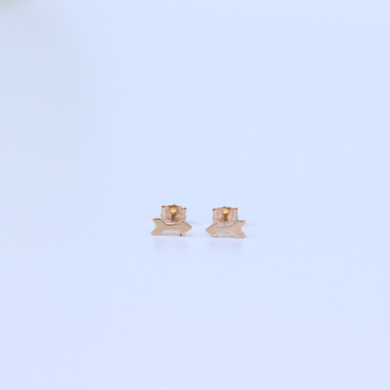 Cupid Arrow Studs