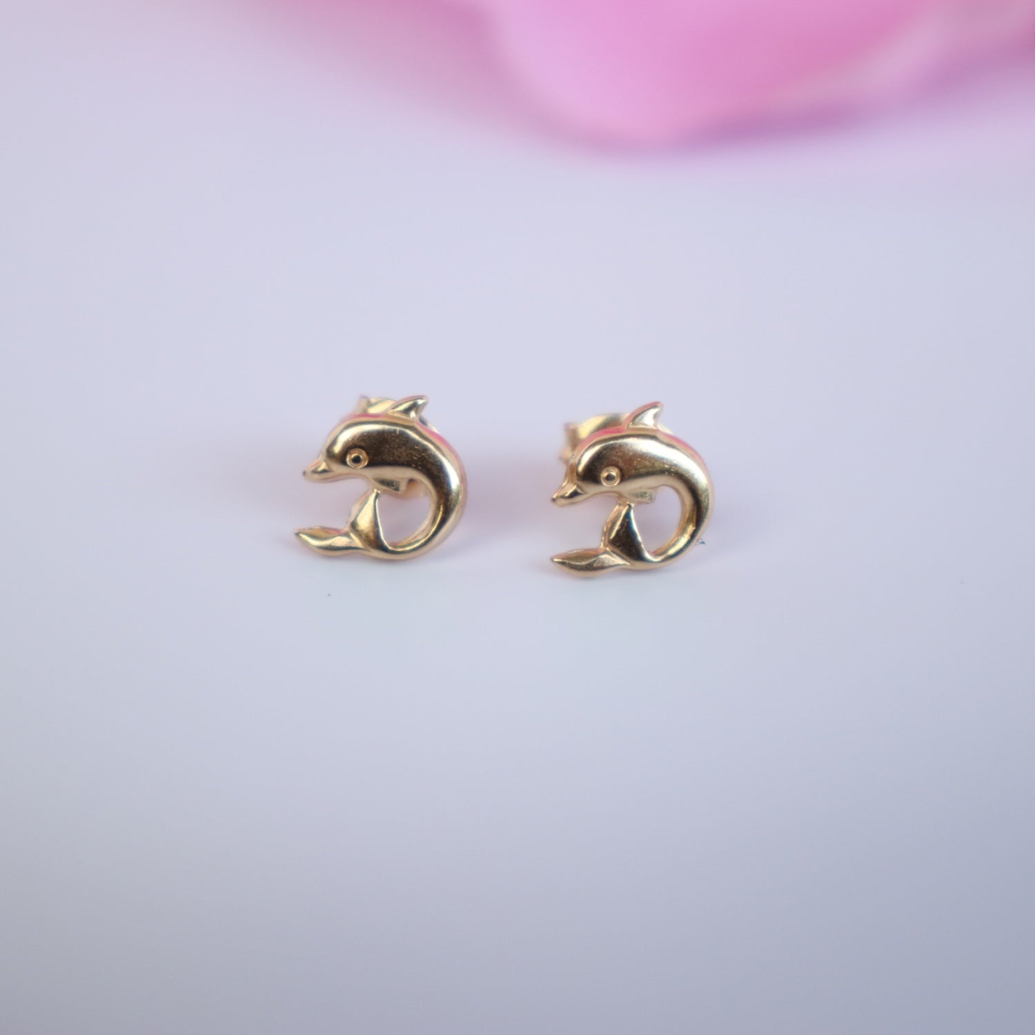 KAI Collection: Dolphin Studs