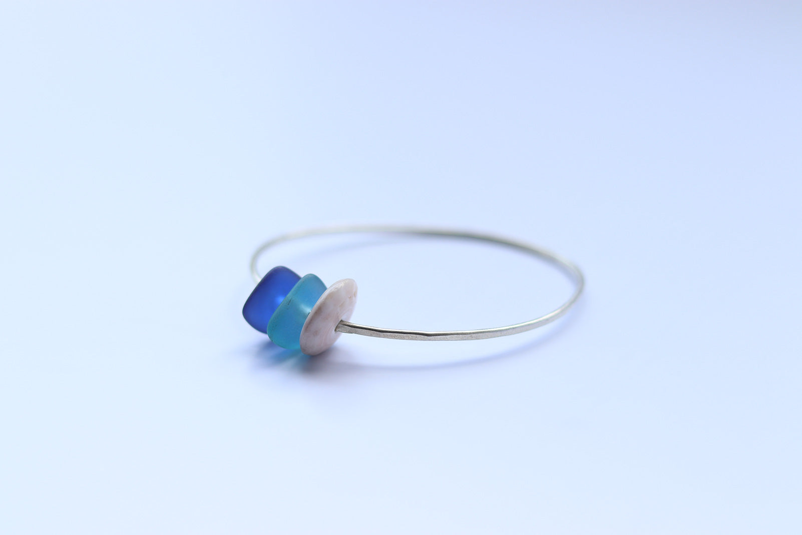 Puka Shell Sea bangle (Size 7-10)
