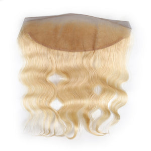 (12A) Super Premium 613 Russian Blonde 13x4 Frontals Luxurious Hair Collection