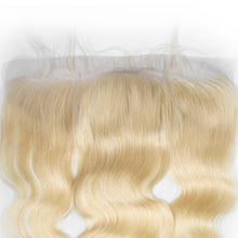 Load image into Gallery viewer, (12A) Super Premium 613 Russian Blonde 13x4 Frontals Luxurious Hair Collection