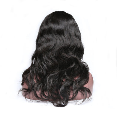 (12A) India Super Premium Luxurious Lace Front Wigs