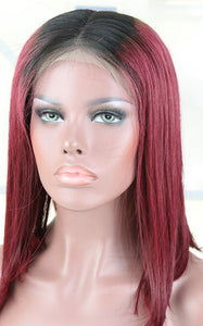 India Super Premium Luxurious Ombre' BoB Wigs