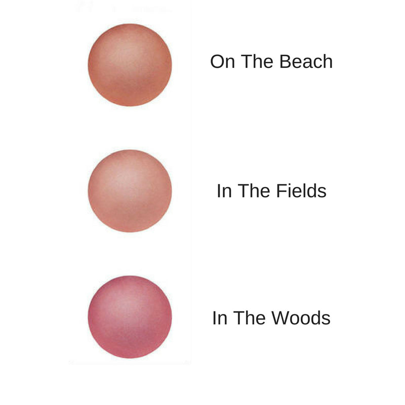 Studio 78 Paris We Walk Natural Blush Powder, Poskipuna 'In The Woods'