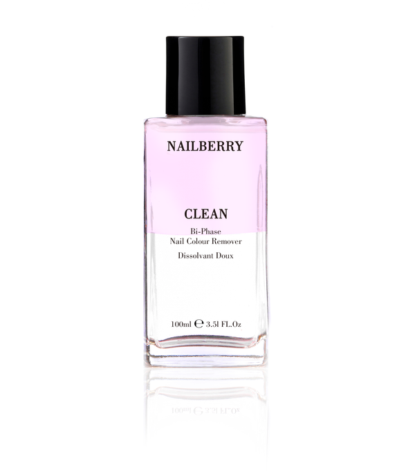 Nailberry Clean Nail Polish Remover - Kynsilakanpoistoaine