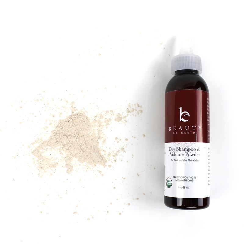 Beauty By Earth Dry Shampoo Dark - Kuivashampoo