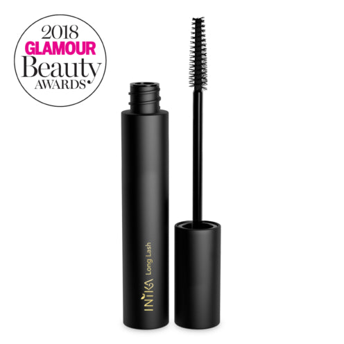 INIKA Organic Long Lash Vegan Mascara - Brown