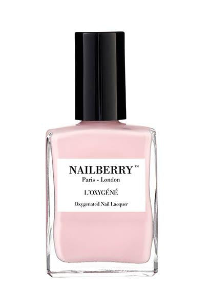 Nailberry Nail polish laws Fraise