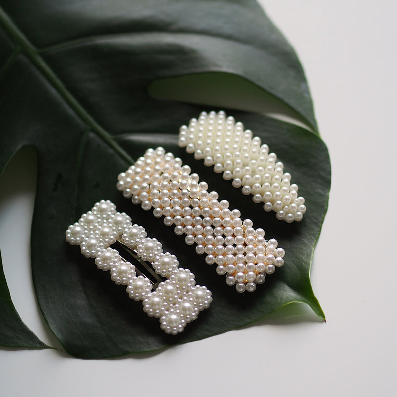 Hair pin Beaded