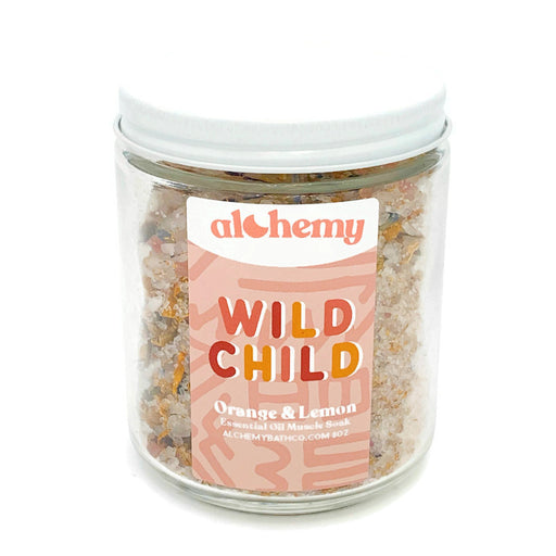 Wild Child Bath Salt
