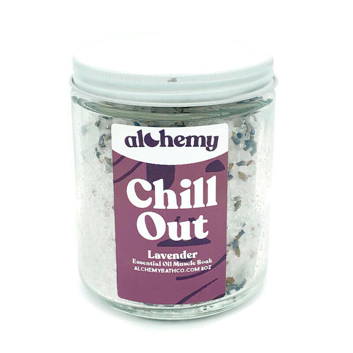 Chill Out Bath Salt
