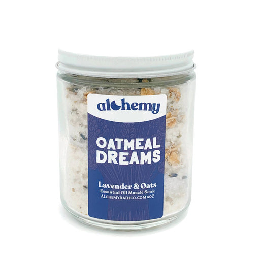 Oatmeal Dreams Bath Salt