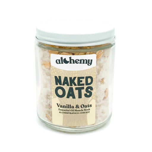 Naked Oats Bath Salt