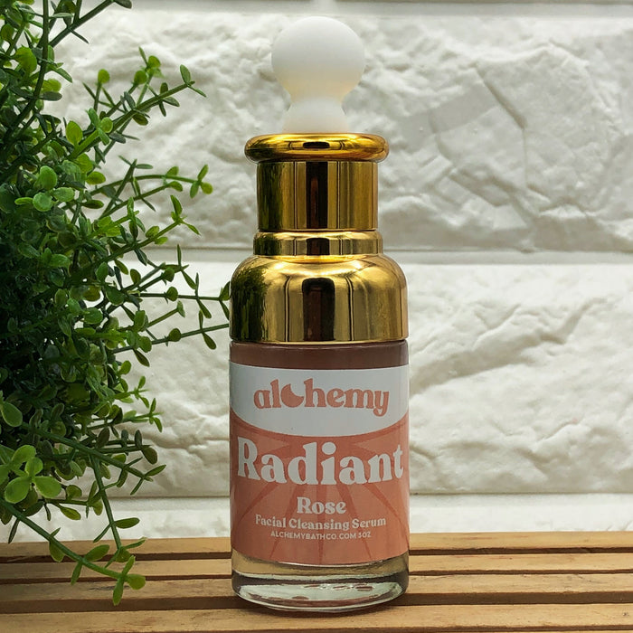 Radiant Facial Serum