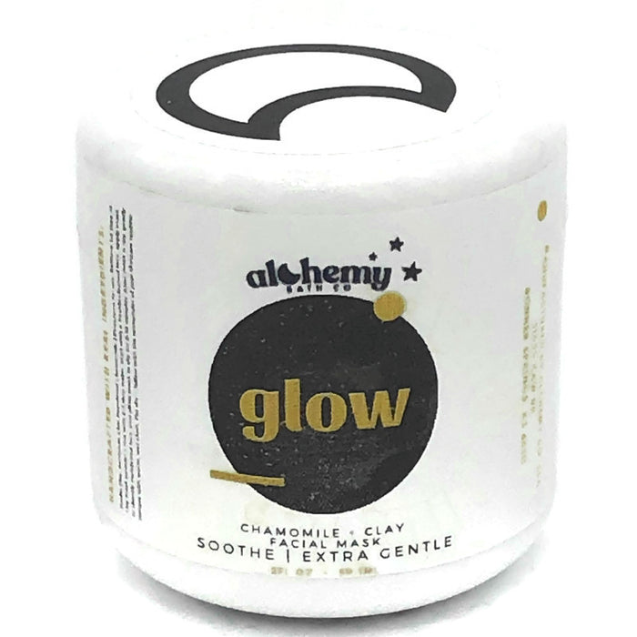 Glow Clay Face Mask