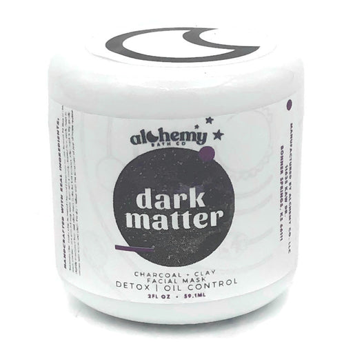 Dark Matter Clay Face Mask