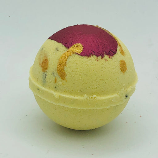 Hibiscus Lemonade Bath Bomb