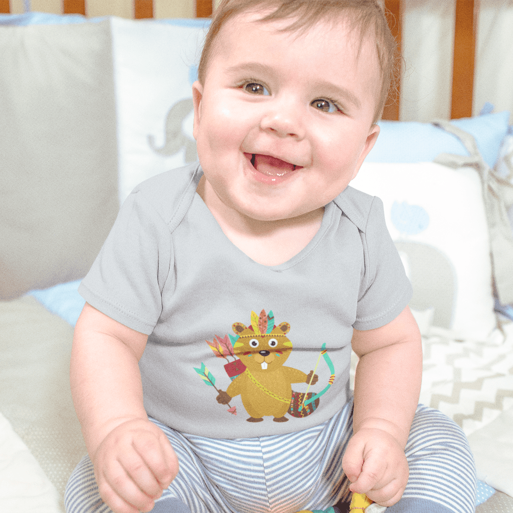 Brave | Infant Bodysuit