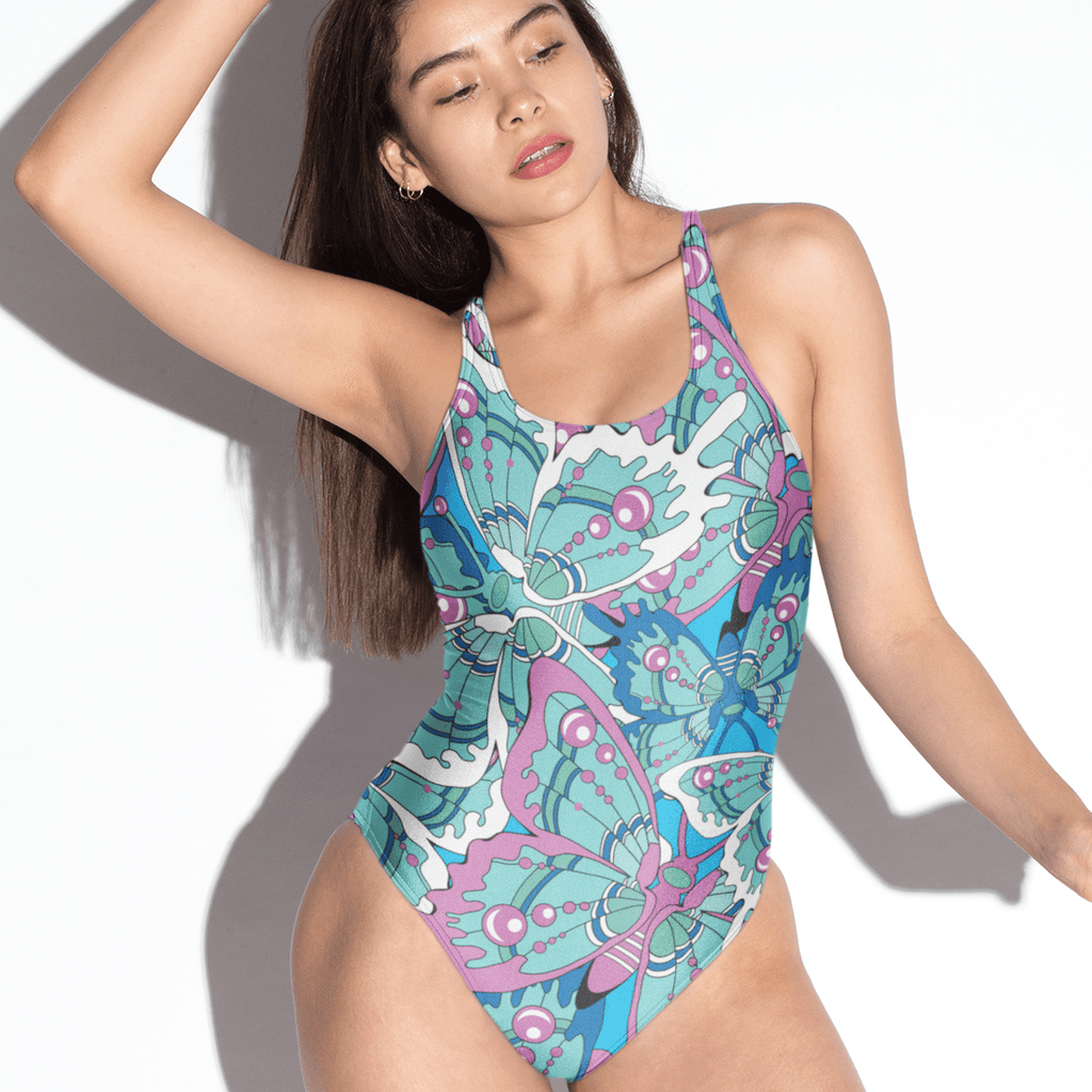 Butterflies | One-Piece Swimsuit