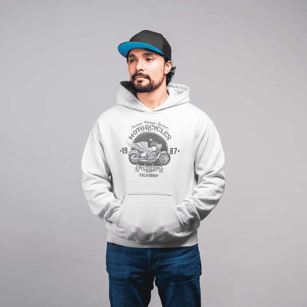 Personalize Design | Hooded Sweatshirt