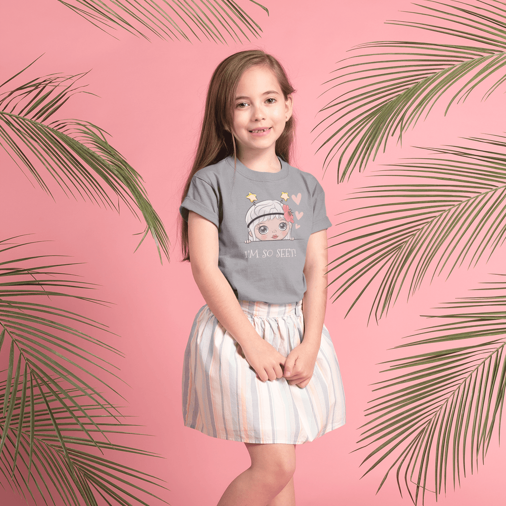 Personalize Design | Short sleeve kids t-shirt
