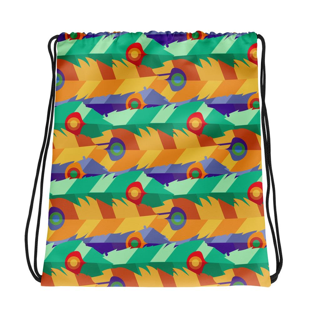 Feather | Drawstring bag - WearEasy